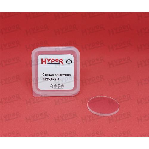 Стекло защитное / арт. GL25.0x2.0