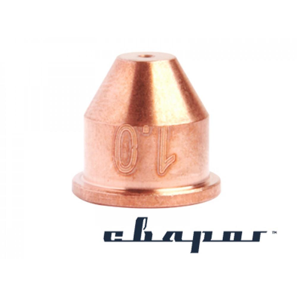 Сопло Ø1,0 конус (CS 50–70) / арт. IVU0064-10