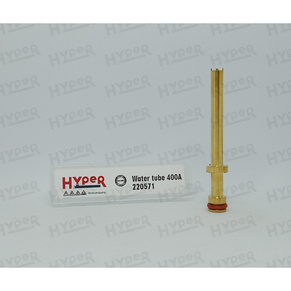 220571 Трубка водяного охлаждения 400A