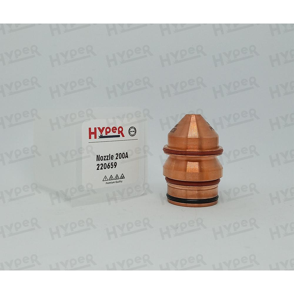 220659 Сопло Bevel 200A