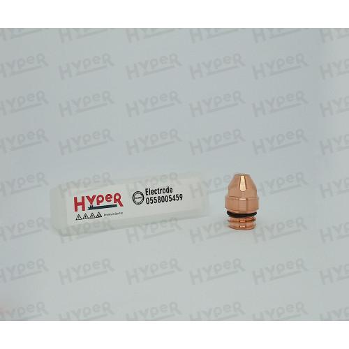 0558005459 Электрод 45A-90A Silver O2