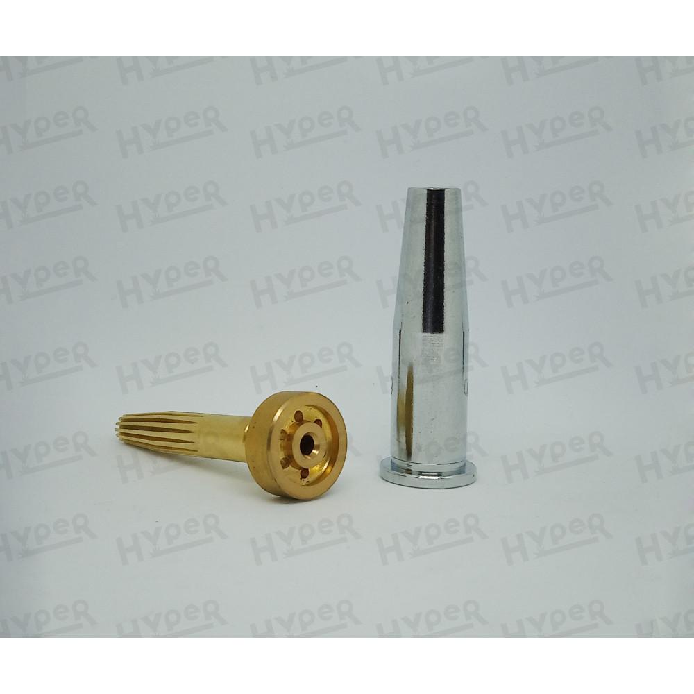 Мундштук 6290-5/0VVC, 1-4мм