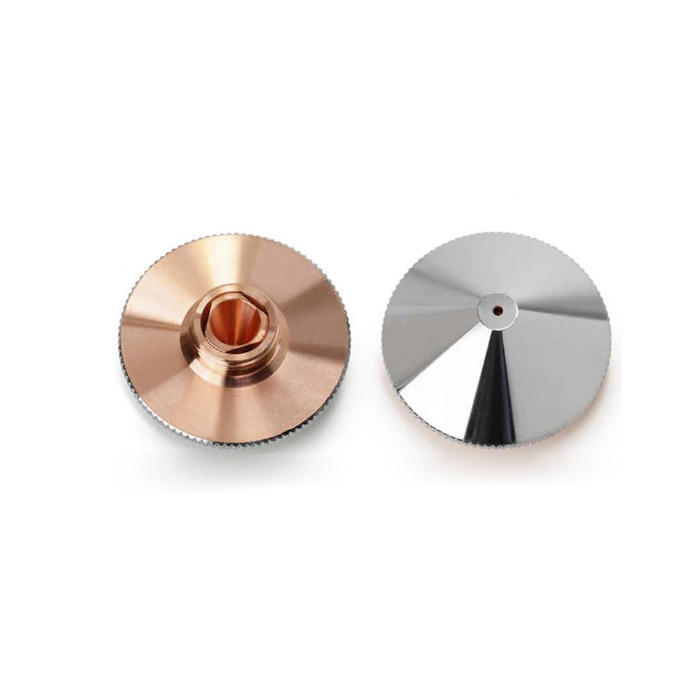 Сопло двойное хромированное - 1,0 мм / арт. P0591-002-00010CP