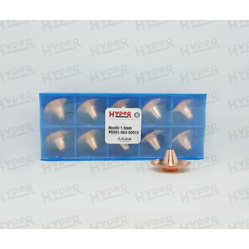 Сопло сомбреро - 1.5 мм / арт. P0591-563-00015