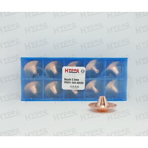 Сопло сомбреро - 2.0 мм / арт. P0591-565-00020