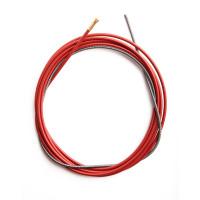 Канал стальной красный (∅ 1.0-1.2мм)