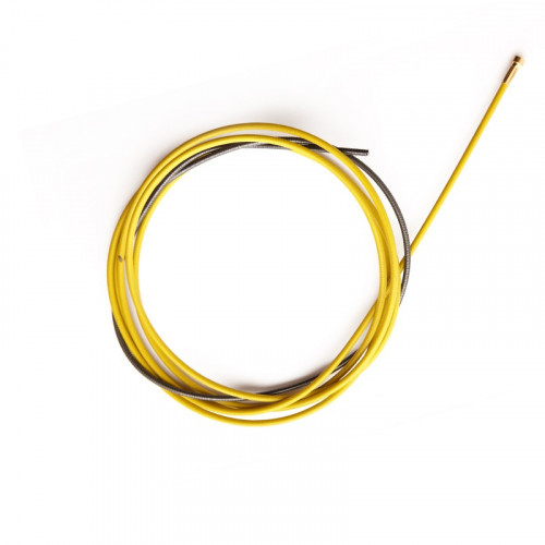Канал стальной желтый (∅ 1.2-1.6мм)